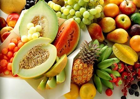 夏天要根据人的不同体质选择水果