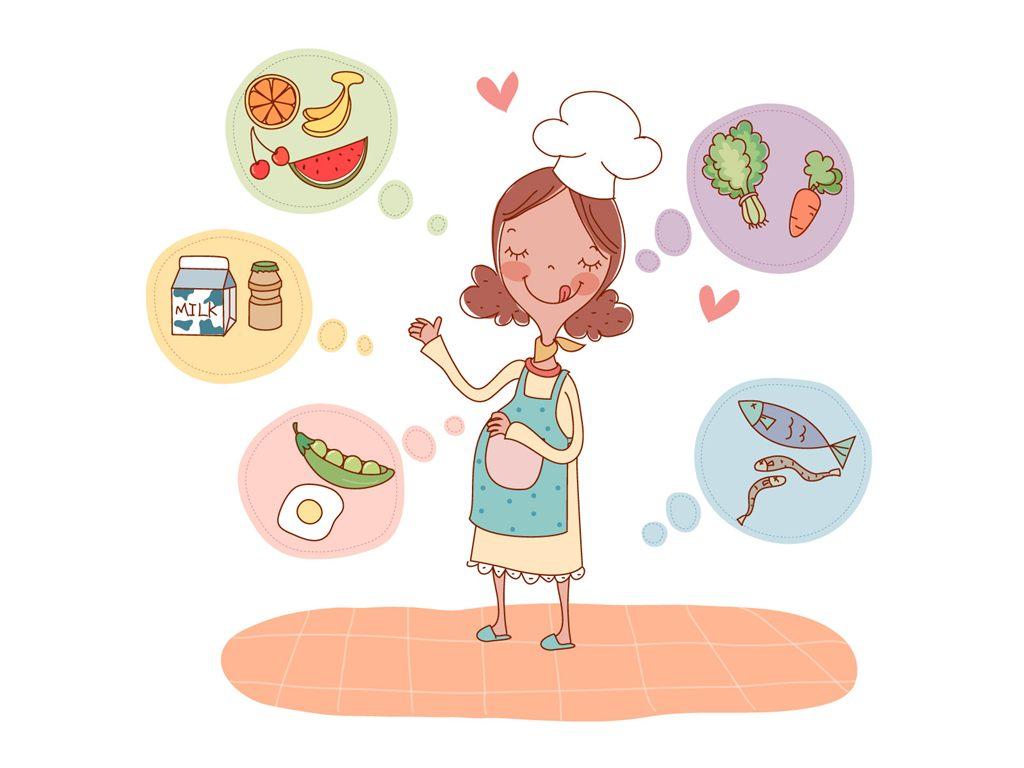 怀孕初期的饮食禁忌