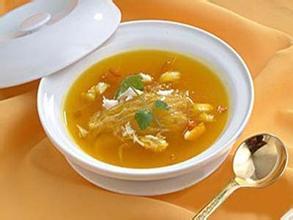 榴莲芯煲鲫鱼汤