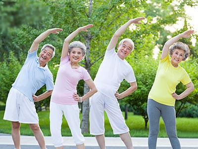 适合老年人的一些奇特的养生保健方法