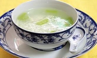 薄荷粳米粥