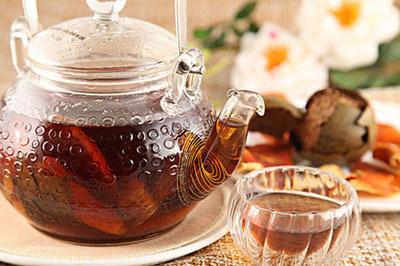清肺茶的做法(11种)
