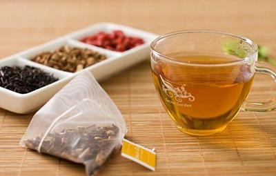 中药养生茶配方大全(50款)