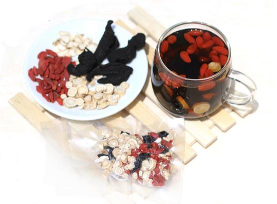 李济仁养生茶的配方和做法